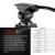 -Image E EI-7050H Cabeça Fluid Amortecimento Hidráulico Profissional Tripé Monopé Cabeça 360 Tiro Panorâmica Câmera de Vídeo Max Carga 5Kg