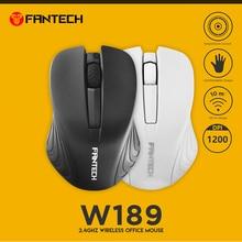 FANTECH Silent Click Wireless Mouse 2.4GHz 1200 DPI 3 Button Optical Mouse Mice 10M Remote control distance computer mouse