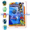 Slugterra Flying Saucer Launcher Shooter Toy Slugterra Action Figures Brinquedo Juguete Birthday Gift for Kids Children WU861