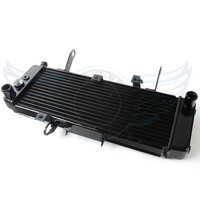 Motorcycle Replacement Grille Guard Cooling Cooler Racing Radiator For Suzuki SV650 SV 650 2005 2006 07