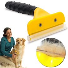 Pet Dog Deshedding Removal Hair Furmins Comb For Cat Grooming Brush Tool Hair Clipper Stainless Dog Cat Combs Supplies