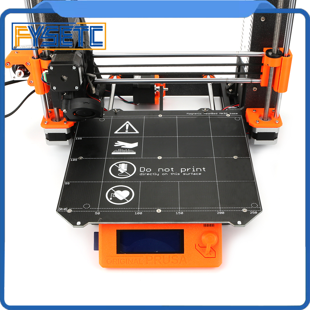 1 Set DIY Complete Clone Prusa i3 MK3 Upgrade 2040 V-SLOT 3D Printer Full Kit With Einsy Rambo Board