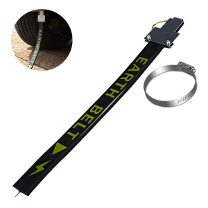 Road Travel Metal Belt Long Di