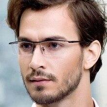 TR90 гибкие полуоправы для очков для мужчин и женщин, модные очки для близорукости, очки Rx, очки хорошего качества