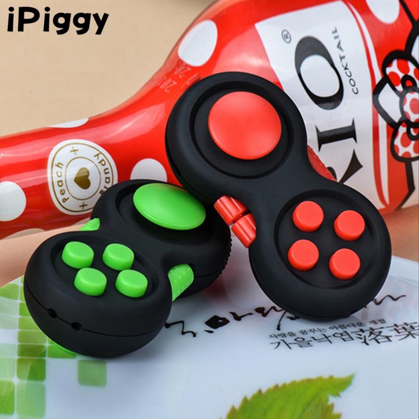 Game Controllers Magic Fidget Pad Cube Gamepad Children ...