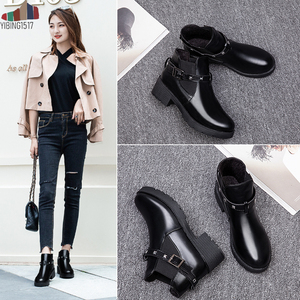 Snow boots 2019 classic heels