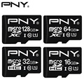 PNY Original Flash Memory Card Micro SD 16GB 32GB 8GB 64GB 128GB Micro SDXC SDHC Class 10 UHS-1 U1 90MB/S Class 4 4GB TF SD Card