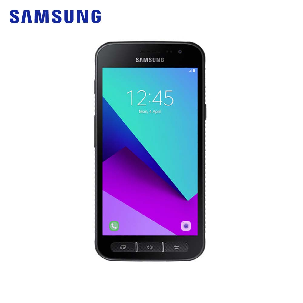 Samsung Galaxy XCover 4 SM-G390F 2 GB RAM 16 GB ROM quad core 5 pouces 13 MP smartphone 1280x720 pixels Android 7.0 téléphone portable