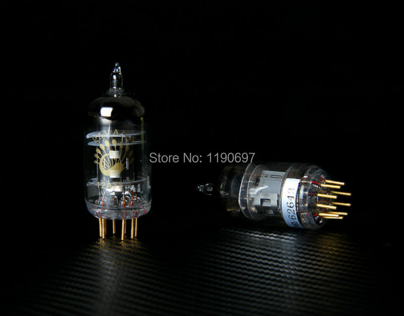 2PCS New Psvane Vacuum Tube MARKII Matched Pair 12AT7-TII Replace12AT7 ECC81 Electron Tube 9PINS Tube Free Shipping 2pcs lot 12at7 tii hifi tube 12at7 diy