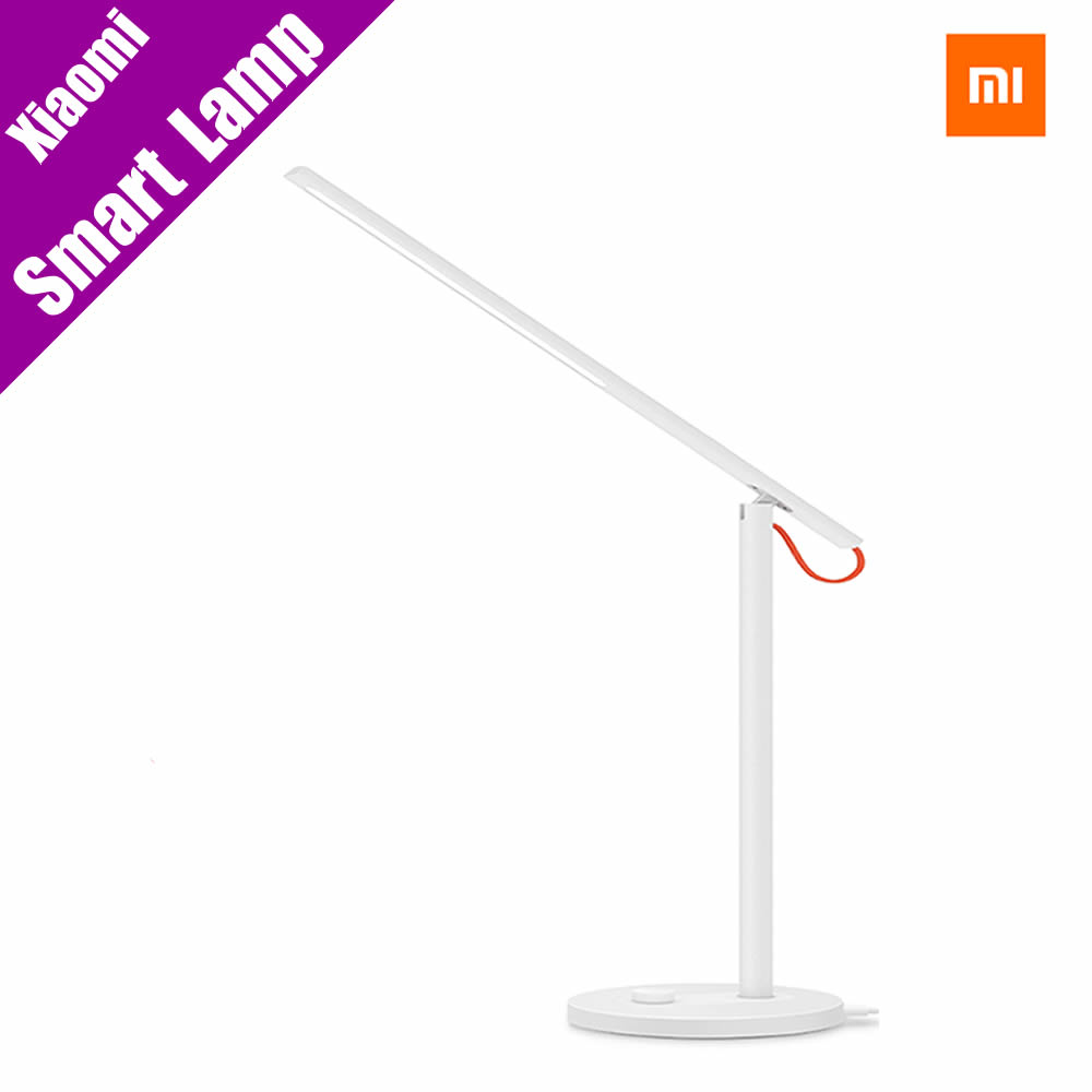 Original Xiaomi Mijia LED Desk Lamp font b Smart b font Table Lamps Desklight Support Mobile