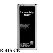 New 3000mAh EB-BN915BBC/EB-BN915BBE Mobile Phone Li ion Replacement Battery for Samsung Galaxy Note Edge N9150 N915K N915L N915S
