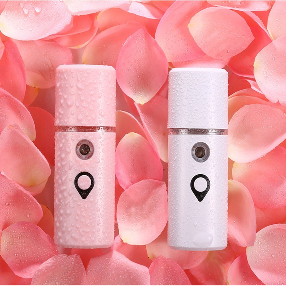Facial Face Steamer household Spa beauty instrument nano spray water meter face whitening humidification dropshipFacial Face Steamer household Spa beauty instrument nano spray water meter face whitening humidification dropship