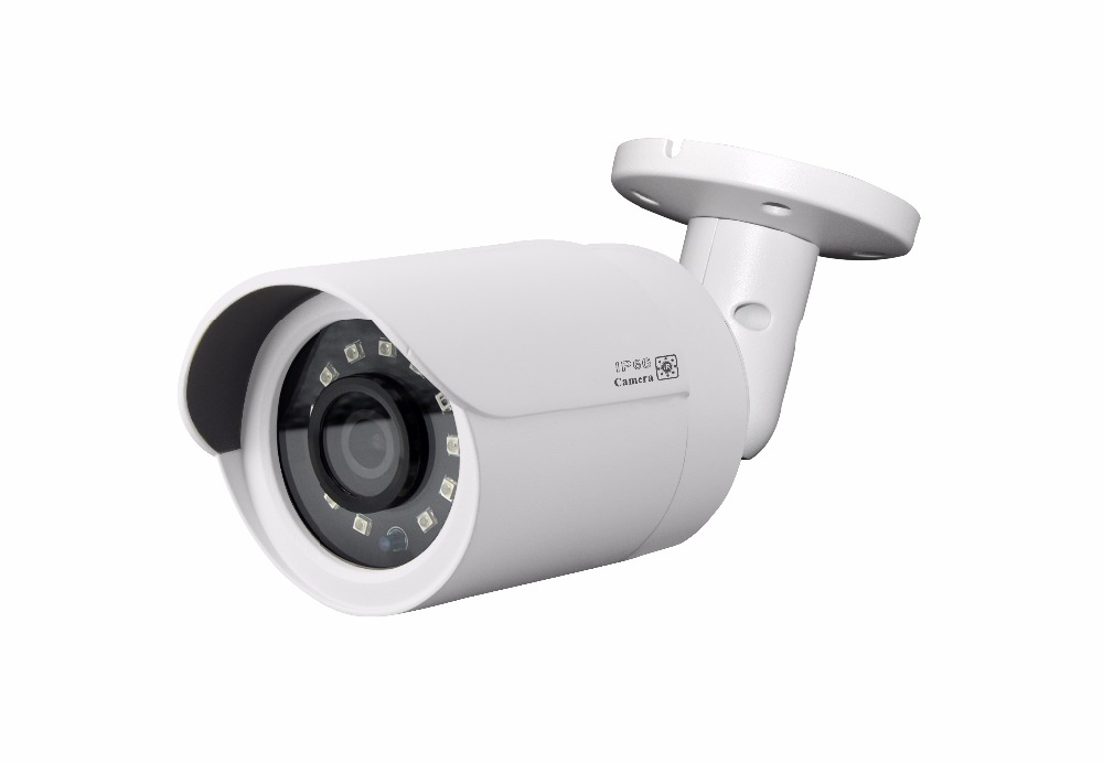 H.265 5MP Sony sensor outdoor IR vision surveillance IP cameras P2P IR bullet cctv cameras work with Hikvision NVR IVMS camera image