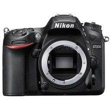 "Nikon d7200กล้องdslr 24.2mp dx-รูปแบบ1080จุดวิดีโอwi-fi 51-point af 3.2 ""1, 229k-dotจอแอลซีดี"