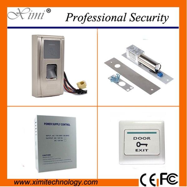 Free shipping free sdk fingerprint reader standalone tcp/ip 3000 fingerprint user linux system fingerprint controller kit