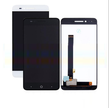 NEW Original  Touch Screen with LCD Display Assembly Screen For  ZTE blade A611 bladeA611 Digitizer +tools