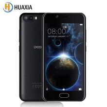 Doogee Стрелять 2 Android 7.0 MT6580A Quad Core 5.0 «смартфон 1 ГБ RAM 8 ГБ ROM/2 ГБ RAM 16 ГБ ROM Отпечатков Пальцев Двойной Сотовый Телефон Камеры