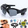 Función de conversación auricular Estéreo Gafas de Sol UV gafas de Sol Bluetooth Micphone envío libre