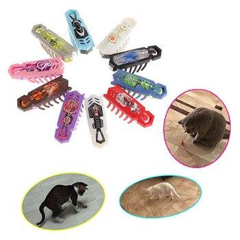 10 sztuk Hexbug elektroniczny zwierzak zabawki edukacyjne Robotic Insect dla dziecka zabawki interaktywne Hex błąd robak walki owady gady