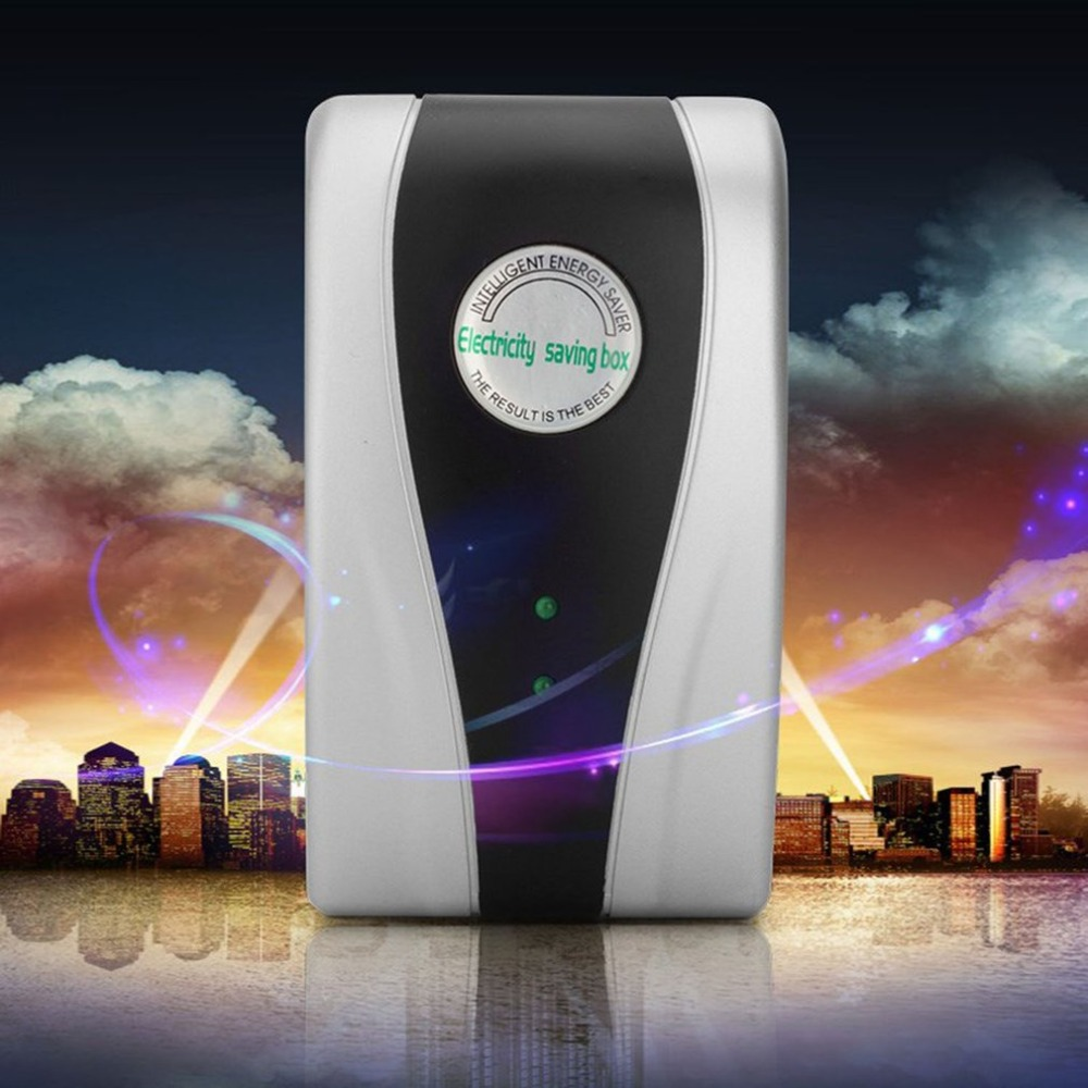 Intelligent Environment-Friendly Power Electricity Energy Saving Box 30% Saver Device 90V-240V 50Hz-60Hz Saving Buster экономитель электроэнергии electricity saving box