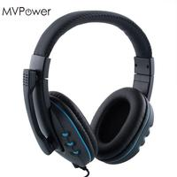 3 5MM Wired Gaming Stereo Headphone Bass Casque Headfone Earphone With Microphone For PC Computer Gamer