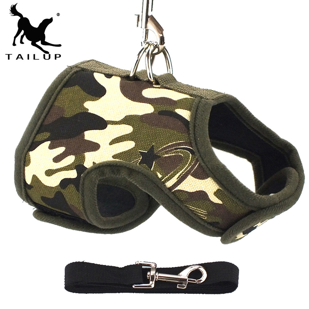 Strong Dog Harness For Small Dogs Pet Hamster Rabbits