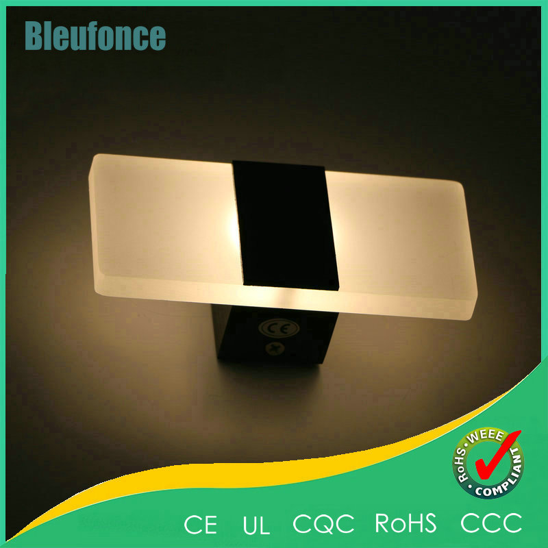 Modern Minimalist LED Wall Lamp indoor Wall Lamps Surface Mounted Home Decoration Lighting Fashion Wall Light
