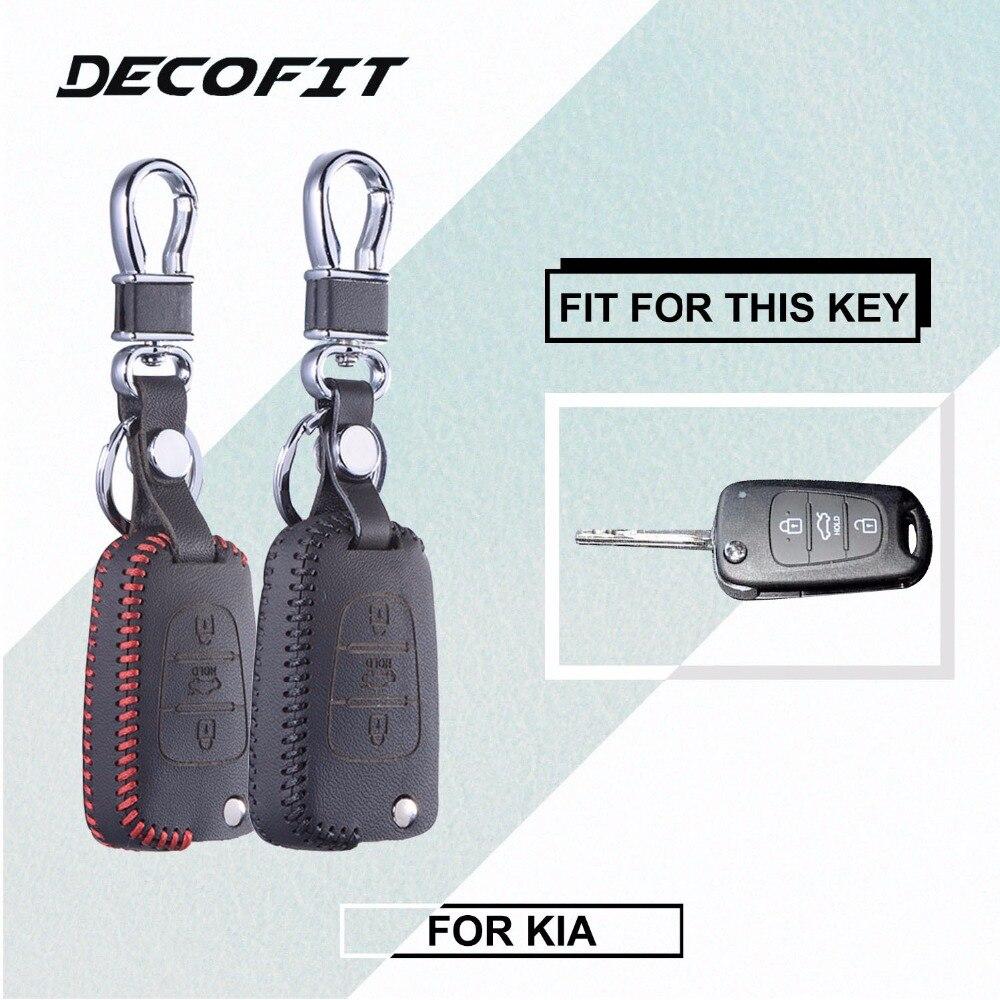 Key Cover For Kia Rio K2 K5 Sportage Sorento Soul Forte Ceed Hyundai I20 I30 I35 Ix20 Ix35 Solaris Verna