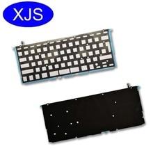 10pcs/lot Brand NEW A1502 Keyboard Backlight for Apple Macbook Pro A1502 EU European Version Keyboard Backlight 2015 year