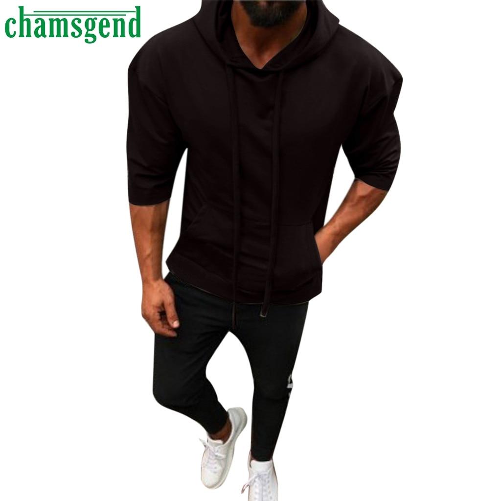 Stylish Men/'s Belt Hoody Hoodie Tops Splice Coats Sweater Pullover Casual Tshirt