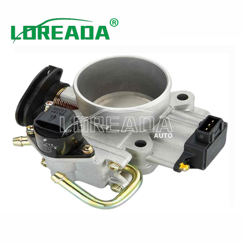 Loreada Throttle body D55B for JAC RS MPV 4G93  UAES system Bore Size 55mm 100% Testing new авто jac s5 в москве