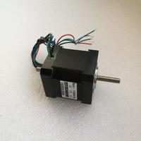 5 unids NEMA17 stepper motor Dual shaft 78 oz-in CNC stepper motor nema 17 17hs8401B motor paso a paso/1.8A