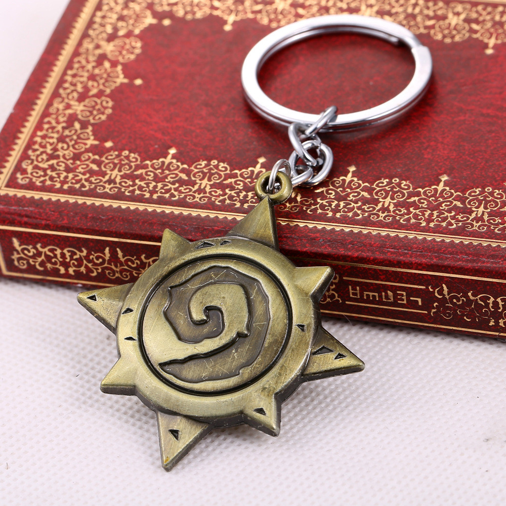 World Of Warcraft Hearthstone Pendant Necklace