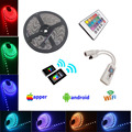 5m 10m smd RGB led strip 5050 LED light  flexible 30Led/m RGB LEDS Strip led tape diode ribbon wifi remote controller