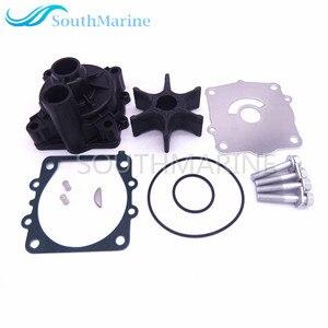 Image 1 - 68V W0078 68V W0078 00 Water Pump Kit For Yamaha 115HP F115 Boat Outboard Motors