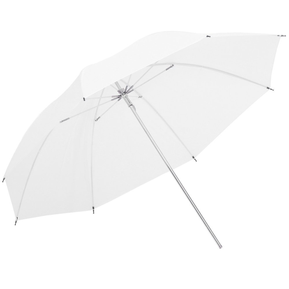 Neewer 60 inch/152cm Photography Translucent Soft White Diffuser Umbrella for Photo and Video Studio gizcam durable camera 33 83cm inch translucent photo studio flash soft umbrella