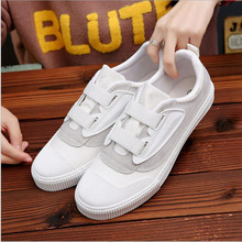2019 New Spring Summer  Shoe Breathable Casual Shoes  Canvas Shoes for Lace-Up Brand Fashion Flat  Shoe cbjsho new spring summer men shoe breathable casual shoes mens canvas shoes for lace up brand fashion flat male shoe