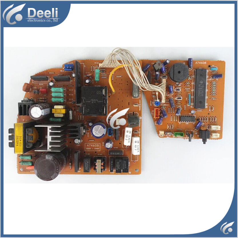 95% new Original for Panasonic air conditioning Computer board  A74609 A74608 circuit board on sale original for tcl air conditioning computer board used board