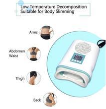 Fat freezing machine  fat weight loss beauty machine slimming machine CE DHL недорого