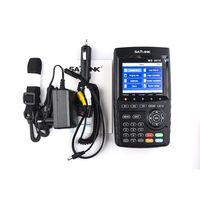 Satlink WS 6916 DVB S/S2 HD Satellite Finder with MPEG 2/MPEG 4 Meter