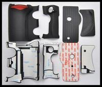 NIEUW Een Set 4 Stuks Grip Rubber Cover Unit Voor Nikon D200 Digitale Camera Body Rubber Shell + Tape