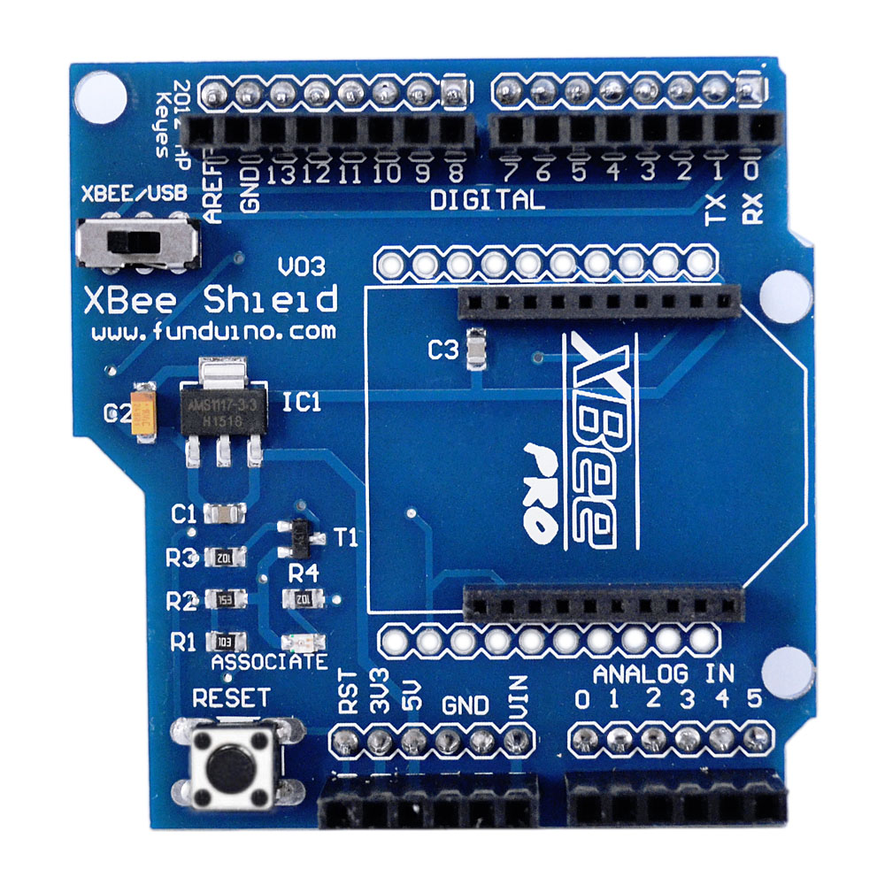 KEYES Bluetooth Shield V3 Compatible With Xbee For Arduino