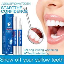 Fashion Tooth Brush Peeling Tooth Pen Unisex Stick Whitening Whiten New Teeth Tool 1Pc
