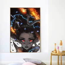 Film Alita Battle Angel Canvas Posters Prints Wall Art Painting Decorative Picture Modern Home Decoration Accessories Framework