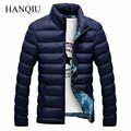 Thick Winter Jacket Men Duck Down Coat 2017 Winter New Man Parka Overcoat Stand Collar mens Jackets and Coats