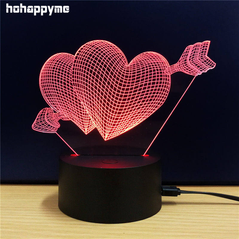 US $12 0 29% OFF|Soulmate Acrylic LED Sign Light Lamp Decorative Heart To  Heart Acrylic Plaques Gifts Oktoberfest Decorations Signs Home Decor-in
