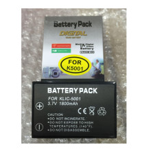 KLIC-5001 lithium battery K5001 5001 Digital camera battery For Kodak DX6490 DX7440 DX7530 DX7540 DX7580 DX7590 DX7591 DX7630