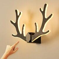 Lâmpada de parede levou luzes do corredor do corredor lâmpada de cabeceira criativo moderno e minimalista sala de estar fundo da parede da lâmpada ZP425103 Luminárias de parede     -