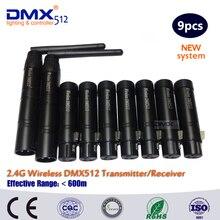 9PCS Dmx CONTROLLER COLORNIE