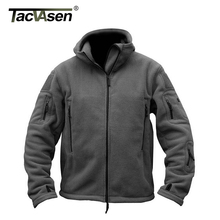 Winter Military Fleece Jacket Warm Men Tactical Jacket